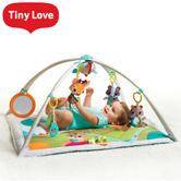 Tiny Love Deluxe Gymini Into The Forest Gym | Lights & Musi | Baby Playtime Mat | New