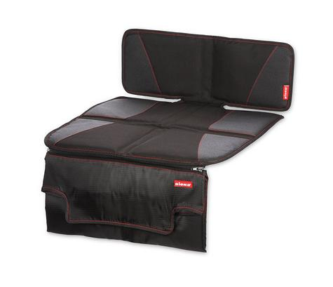 Diono Super Mat Deluxe Double Layer Seat Protector With Zip Off Changing Mat | New Thumbnail 2