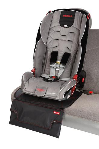 Diono Super Mat Deluxe Double Layer Seat Protector With Zip Off Changing Mat | New Thumbnail 3
