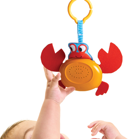 Tiny Love Gymini Under the Sea Baby Playtime Gym/Mat | Sound & Colourful | Ocean Toys | New Thumbnail 6