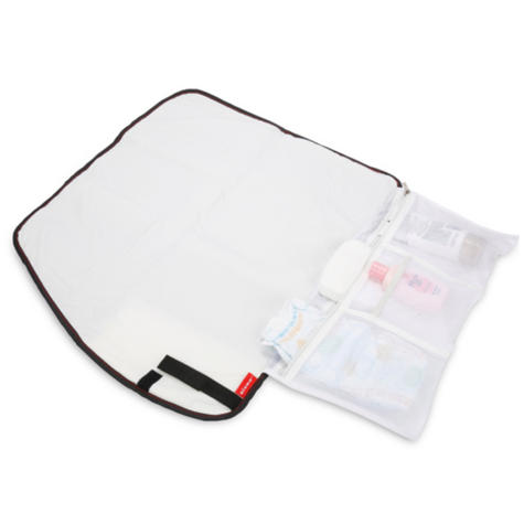Diono Change 'n Go baby/Child Travel Nappy Changing Mat | Washable & Waterproof Thumbnail 3