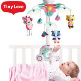 Tiny Love Soothe & Groove Tiny Princess Tales Baby Mobile For Cot | Portable Music Box | New