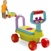 Taf Toys Developmental Baby All In One Walker Baby's Toy Box 4 In 1 Use 9+ m 