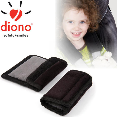 Diono Soft Universal Car Seat Wraps For Baby | Prevent Strap Irritation & Rubbing Thumbnail 1