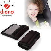 Diono Soft Universal Car Seat Wraps For Baby | Prevent Strap Irritation & Rubbing