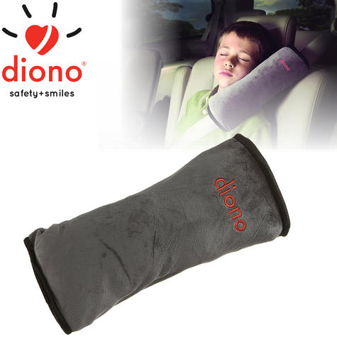 Diono Child/Toddler's Car Seatbelt Soft & Comfy Micro-Fleece Pillow | Washable | New Thumbnail 1