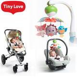 Tiny Love Take Along Meadow Days Musical Baby Mobile | Universal Attachment | New