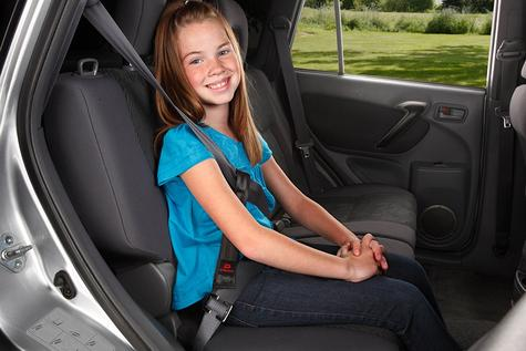 Diono Sure Fit Seatbelt Positioners For Safety Of Your Baby/Child | Easy To Attach Thumbnail 3