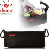 Diono Buggy Buddy Stroller Organiser | Storage Bag Have Zipper Pocket & Cup holder