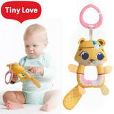Tiny Love Squeaker Toy Tiny Princess Tales Albertina Beaver | Easy-Grasp Teether