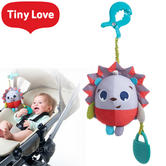 Tiny Love Jitter Soft Toy Meadow Days Jumpy Marie Hedgehog | Easy-Grasp Teether