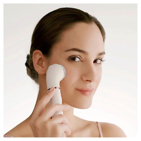 Braun FaceSpa Pro 3 in 1 | Facial Epilation-Cleansing & Skin Toning System | 3 Extra Thumbnail 3