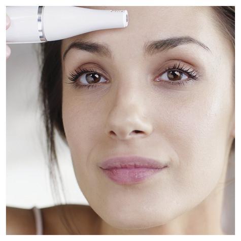 Braun FaceSpa Pro 3 in 1 | Facial Epilation-Cleansing & Skin Toning System | 3 Extra Thumbnail 4