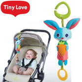 Tiny Love Meadow Days Wind Chime Stroller Toy,Thomas Rabbit | Easy To Grasp Ring