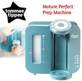 Tommee Tippee Closer To Nature Body Perfect Prep Kids Machine|Filter system|Blue