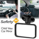 Safety 1st Child View Car Mirror|Front & Rear Facing|Baby Kid Visor|Use In Car