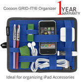 """Cocoon GRID-IT Organizer CPG7BL-NA?Small 7.25"""" x 9.25"""" 