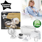 Tommee Tippee Closer to Nature Electric Breast Pump | Home OR On-The-Go | BPA Free | New
