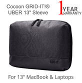 """Cocoon GRID-IT! UBER 13"""" Sleeve CLS2451CH-NA 
