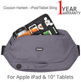 Cocoon Harlem iPad/ Tablet Sling CSN346GY-NA | Water Resistant | New | High-Rise Grey