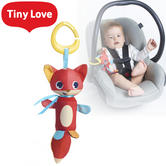 Tiny Love Meadow Days Wind Chime Stroller Toy,Christopher Fox | Easy To Grasp Ring