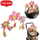 Tiny Love Betty Butterfly Take Along Arch | Strollers,Carrycot & Baby-Carrier Toy | Pink | New