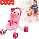 Fisher-Price Princess Mommy Stroll-Along Musical Walker | With Fun Songs & Sounds