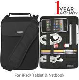 Cocoon NoLita II Neoprene iPad/Tablet Sleeve Case CNS343BY-NA | Lightweight | Black