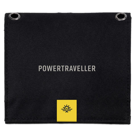 Powertraveller Falcon Series 7W Foldable Solar Panel Charger|Extra Oomph|LED|NEW Thumbnail 4