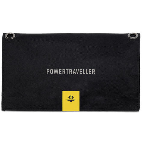Powertraveller Falcon Series 21W Foldable Solar Panel Charger|Multi-Voltage|LED| Thumbnail 4