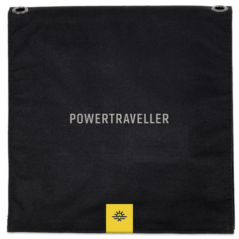 Powertraveller Falcon Series 40W Foldable Solar Panel Charger|Multi-Voltage|LED| Thumbnail 4