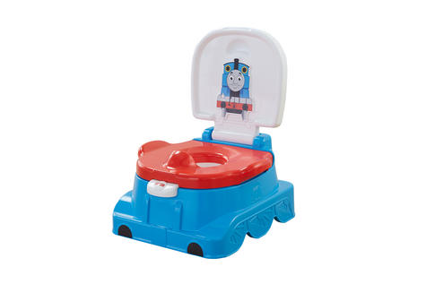 Fisher-Price Thomas and Friends Rewards Baby Potty/Toilet Trainer | Sounds & Tunes | New Thumbnail 5