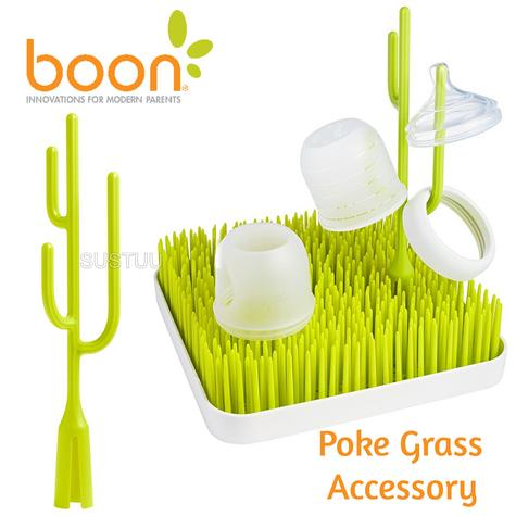 Boon POKE Grass Accessory|Kid's Bottles / Cups / Small Sippy Holder|BPA Free|New Thumbnail 1