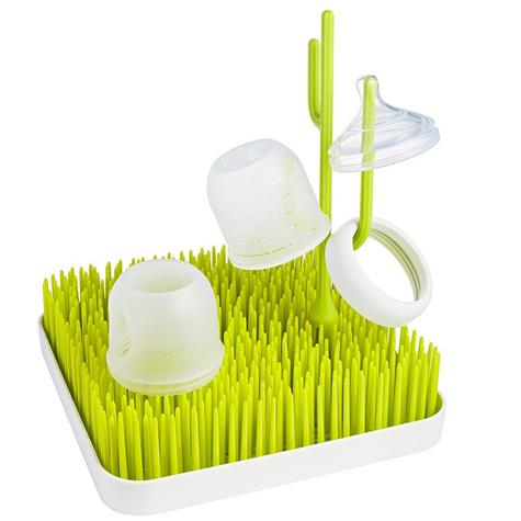 Boon POKE Grass Accessory|Kid's Bottles / Cups / Small Sippy Holder|BPA Free|New Thumbnail 4