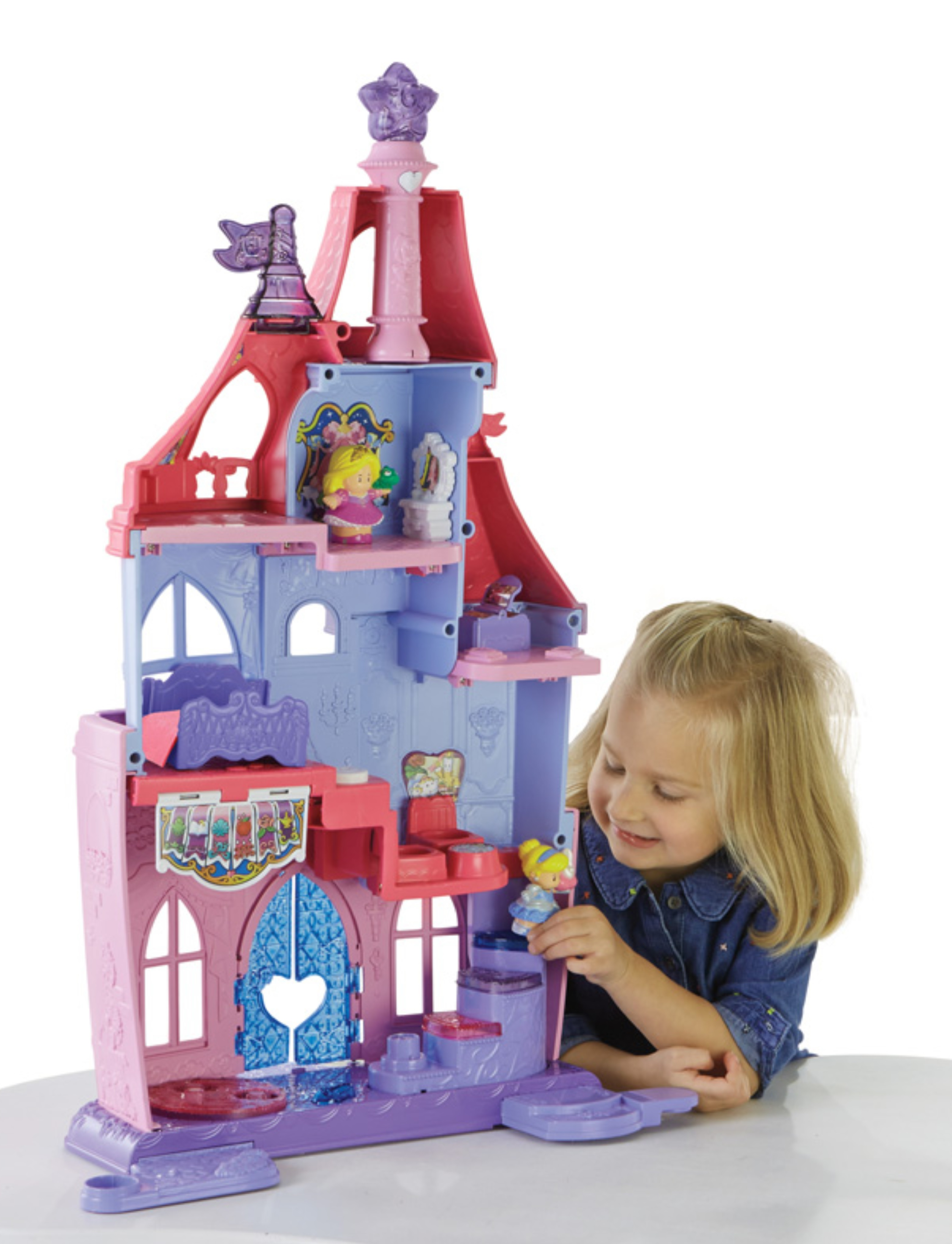 little people princess castle - 800×800