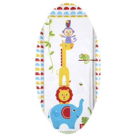 Fisher-Price Baby's Nappy Changing Mat - Reach the Sky | Comfort+Easy To Wipe | 0m+ Thumbnail 7