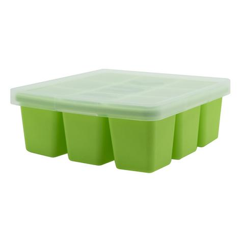 Annabel Karmel Baby Food Storing/Freezing Cube Tray | Flexible Pots | 9 X 60ml | +6m Thumbnail 2