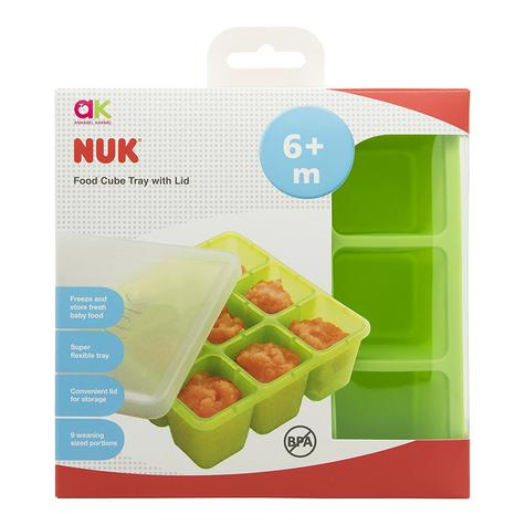 Annabel Karmel Baby Food Storing/Freezing Cube Tray | Flexible Pots | 9 X 60ml | +6m Thumbnail 6