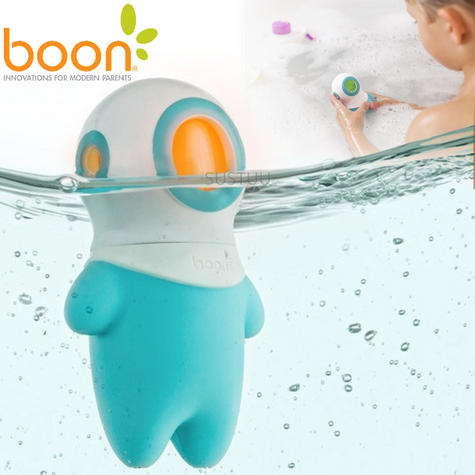 Boon Marco Light Up Kids Bath Toy | Colour-Changing Light Activated By Water | 3y+ Thumbnail 1