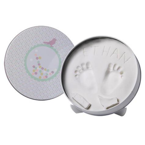 Baby Art Magic Box Confetti/Creative Souvenir | Hand/Foot Imprint Kit Of Newborn Thumbnail 2