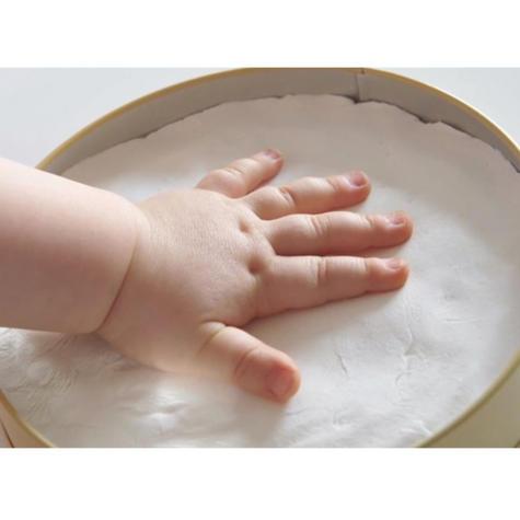 Baby Art Magic Box Confetti/Creative Souvenir | Hand/Foot Imprint Kit Of Newborn Thumbnail 5