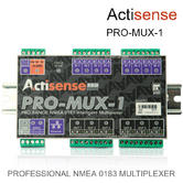 Actisense PRO-MUX-1 Professional NMEA 0183 Multiplexer|PRO-MUX-1BAS-S|For Marine