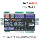 Actisense PRO-MUX-1 Professional NMEA 0183 Multiplexer|PRO-MUX-1BAS-R|For Marine