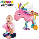 Lamaze Tilly Twinkle-Wings | Take-Along/ Stroller/ Cot/ Pushchair Unicorn Baby Toy | +0 Months