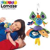 Lamaze Flutterbug | Clip On Pram/ Pushchair/Changing Bag/Baby Carrier Soft Toy | +0 Months