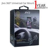 Jivo WX4 Universal Car Mount   Suction Cup   JI-1869   360° Rotate   Mobile/ GPS   Black