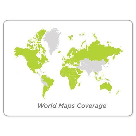 TomTom Go Camper GPS SatNav | Lifetime World Map + Traffic + Speed Cameras | Wi-Fi Update Thumbnail 4