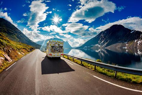 TomTom Go Camper GPS SatNav | Lifetime World Map + Traffic + Speed Cameras | Wi-Fi Update Thumbnail 6