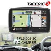 TomTom Go Camper GPS SatNav | Lifetime World Map + Traffic + Speed Cameras | Wi-Fi Update