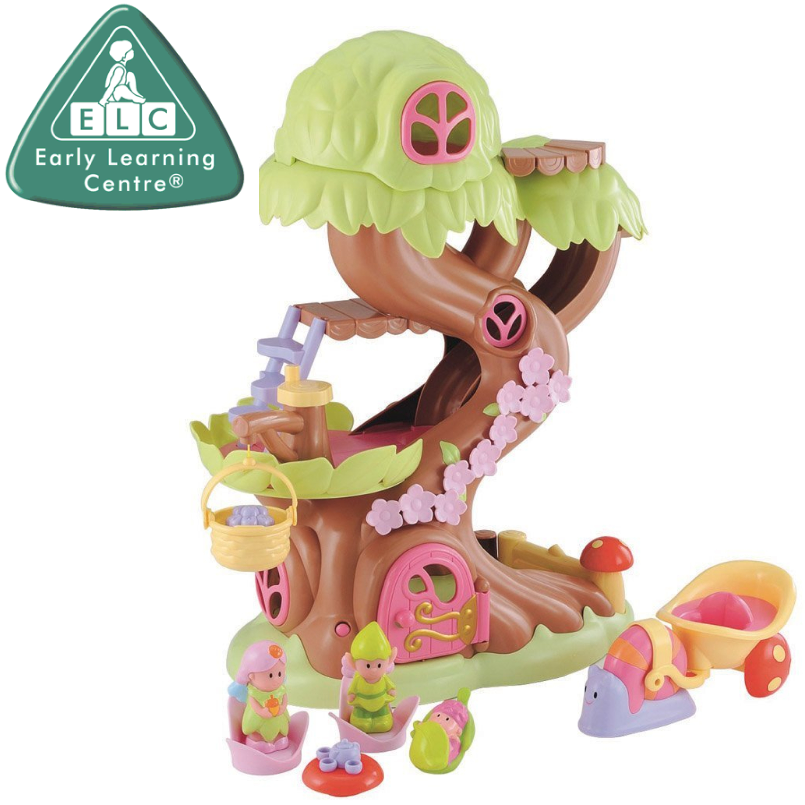 Early Learning Centre Happy Land Treehouse | Baby/ Kid's Learning Activity/ FunToy | +18 Months